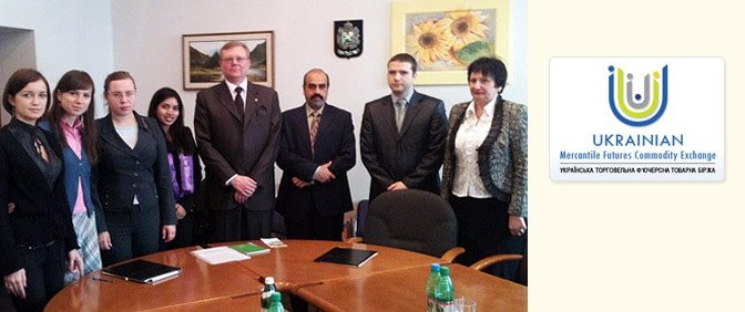MEX Ukraine occasion of signing of Clearing Bank Agreement