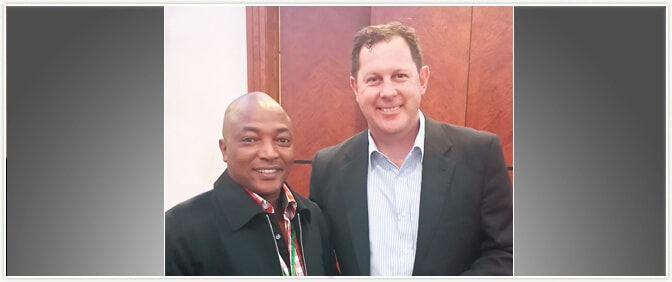 Pride Group Partner with Director of Commodity Derivatives, Johannesburg Stock Exchange