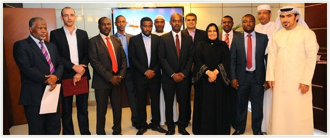 CHADIAN Investments Corporation Representatives with Pride Group Representatives