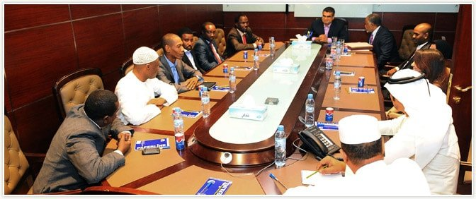 Project Discussion between PRIDE GROUP and CARGO CASTLE FZCO and CHADIAN Investment Corporation